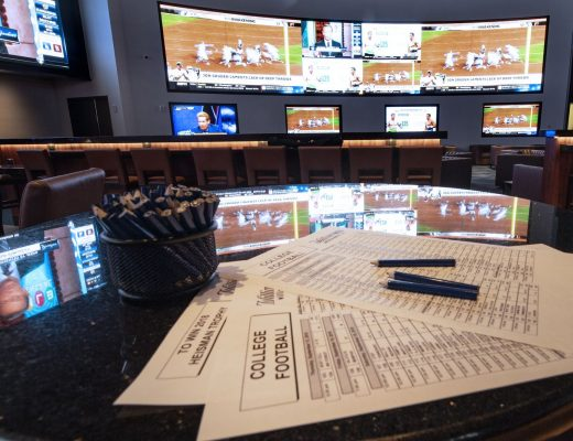 Casino Poker The Old Method