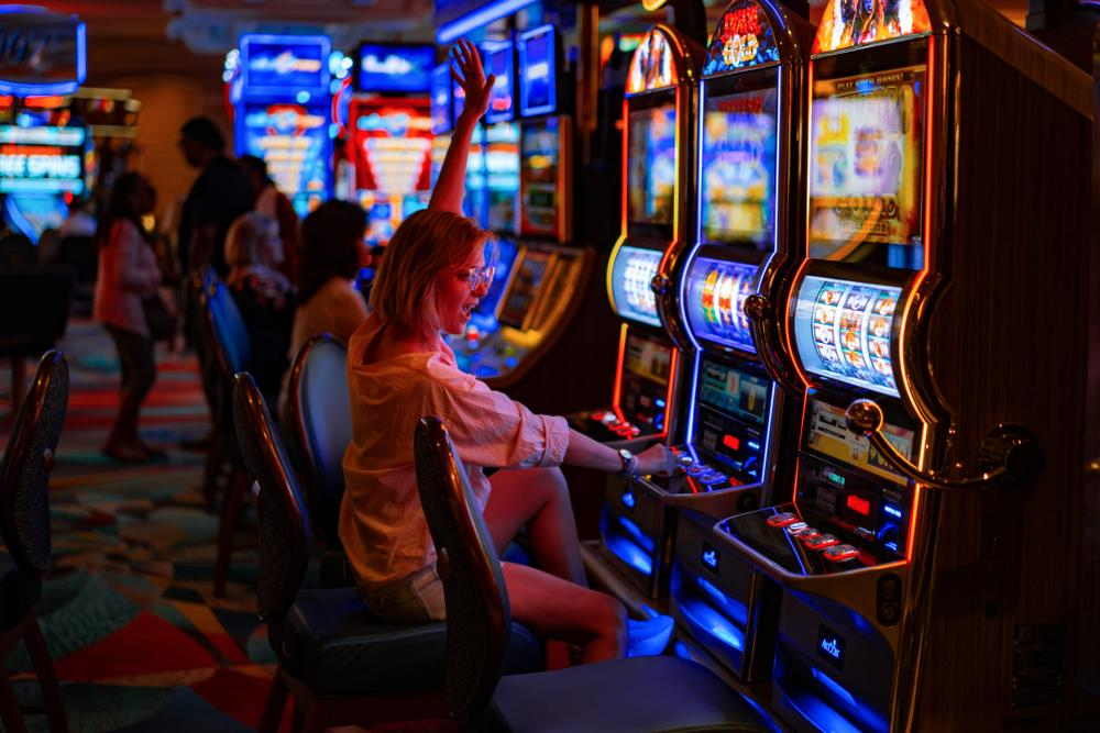Wondering Just How To Make Your Casino Rock?