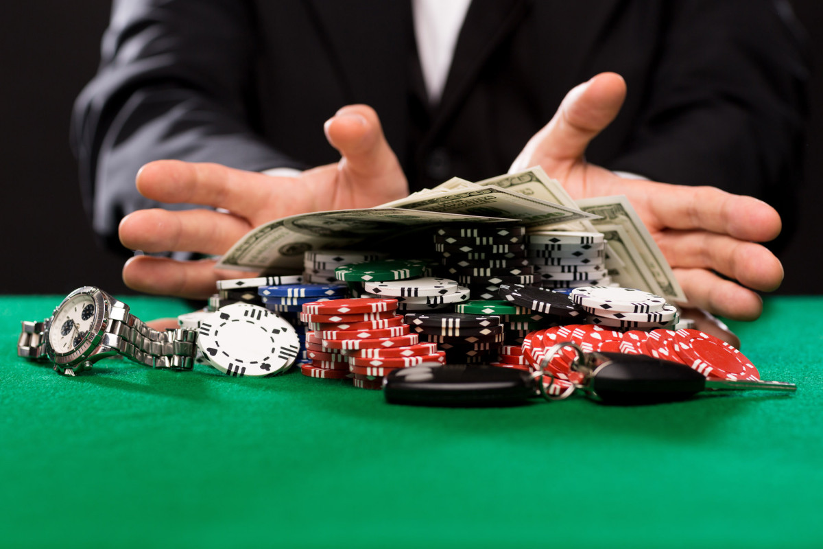 The History Of Online Casino Refuted